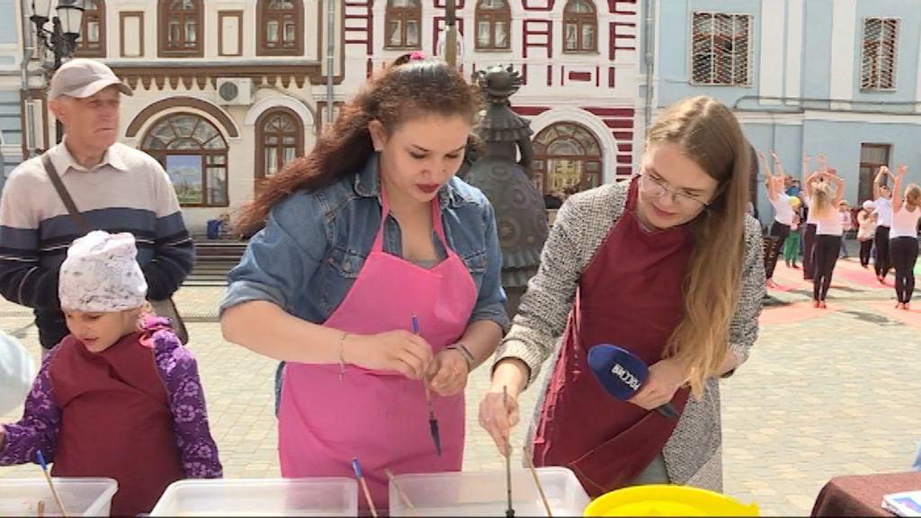 Кировчане отметили День города на «Вятском Арбате»