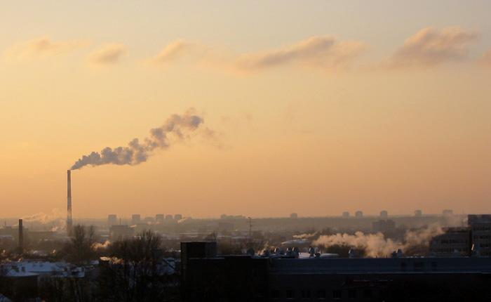 В Кирове возбудили уголовное дело по факту загрязнения атмосферы.