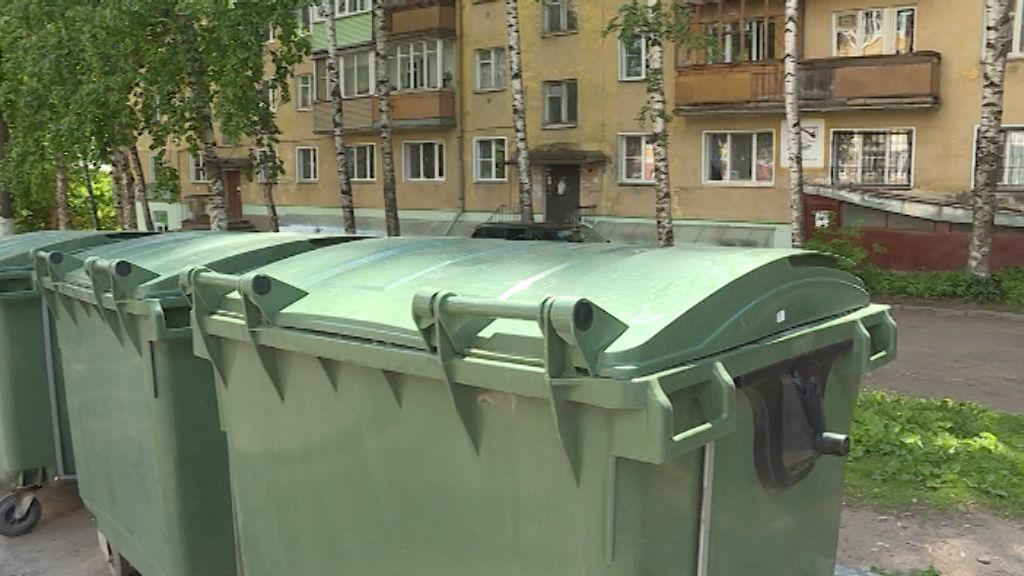 Жители домов, находящихся в ведении УК «Актив-Комфорт», могут остаться без мусорных контейнеров