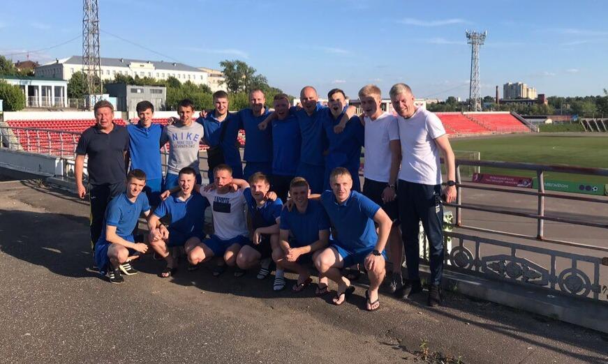 Футболисты кировского «Факела» одержали первую победу в новом сезоне.
