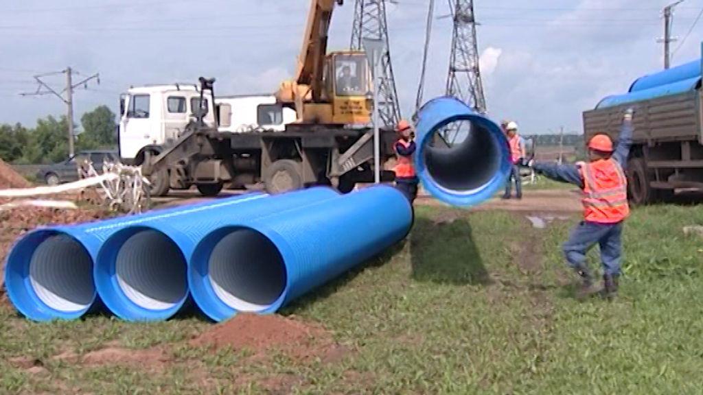 В Кирове идет передача системы водоснабжения