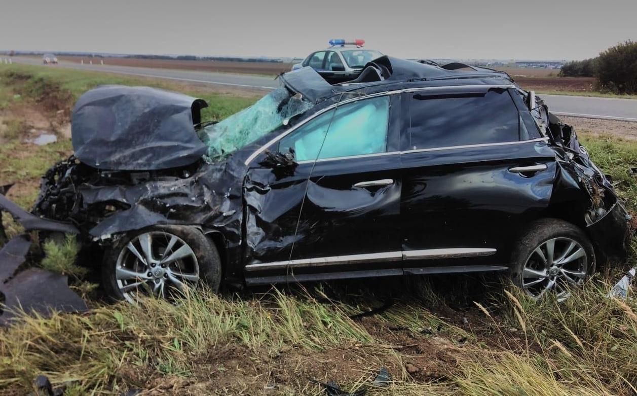 В Малмыжском районе в ДТП с иномаркой погибла женщина.