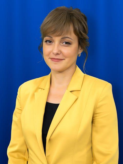 Бусоргина Елена Геннадьевна