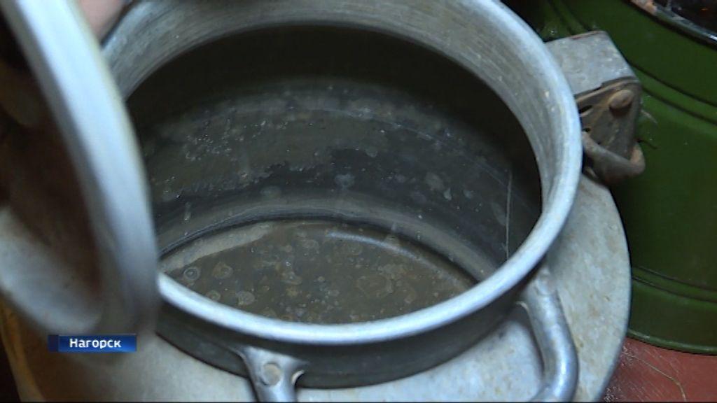 В Нагорске два месяца нарушено водоснабжение