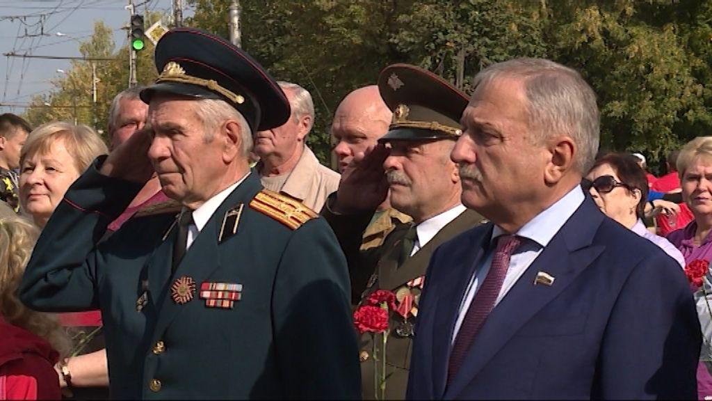 Кировчане отметили День танкиста