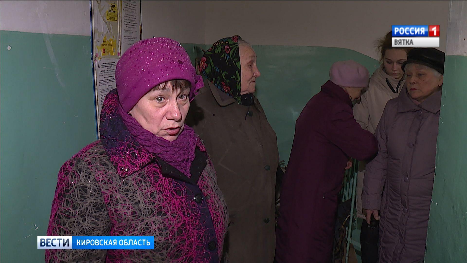 Кировчане продолжают жаловаться на ремонт лифтов в рамках программы капремонта
