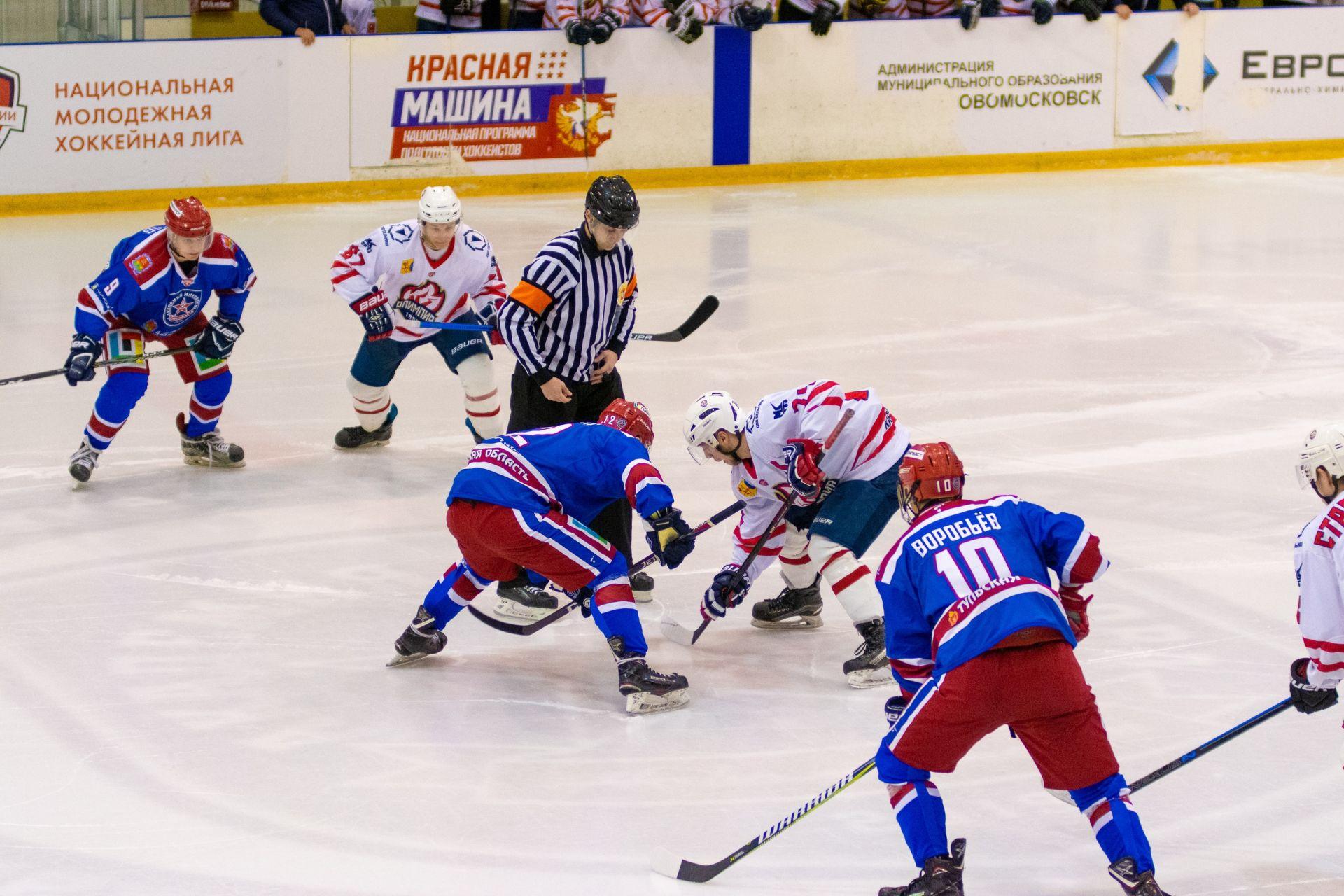 Состав молодёжной команды «Олимпия» укрепили шестью новыми игроками.