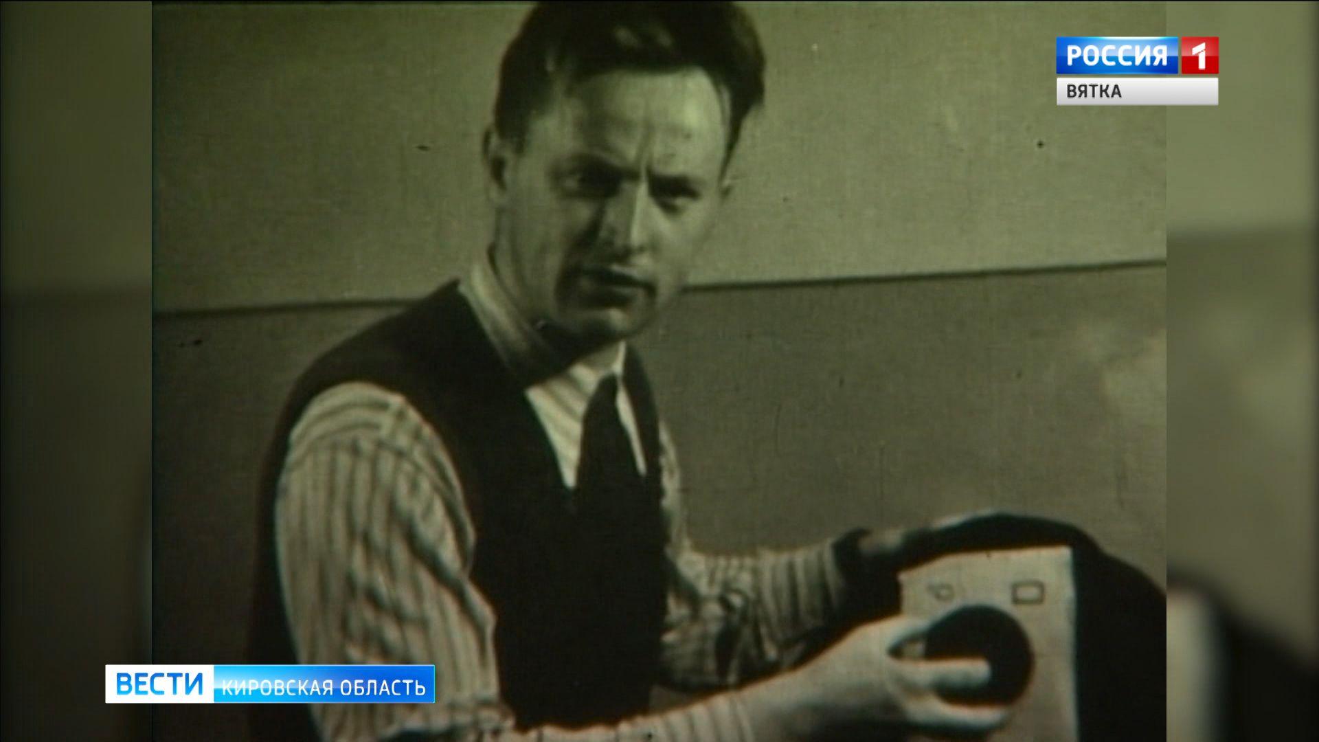 Скончался один из первых кировских кинооператоров Юрий Веретенников