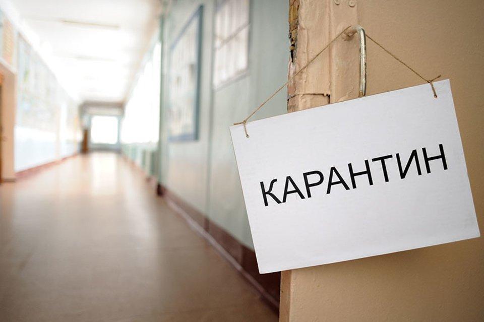 В Кирове в 8 школах и 3 детсадах ввели карантин.