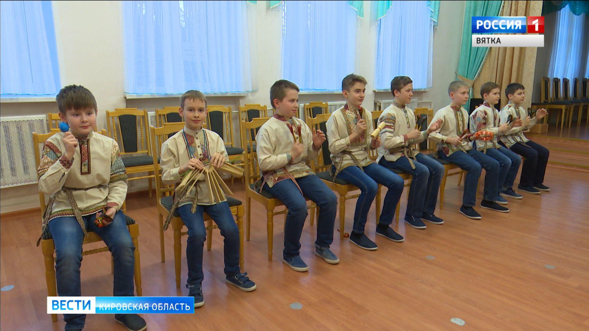 Кировские ложкари получили гран-при Международного фестиваля