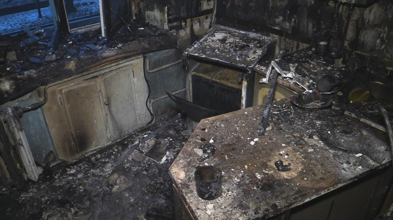 За два дня в Кировской области в пожарах погибли 3 человека.