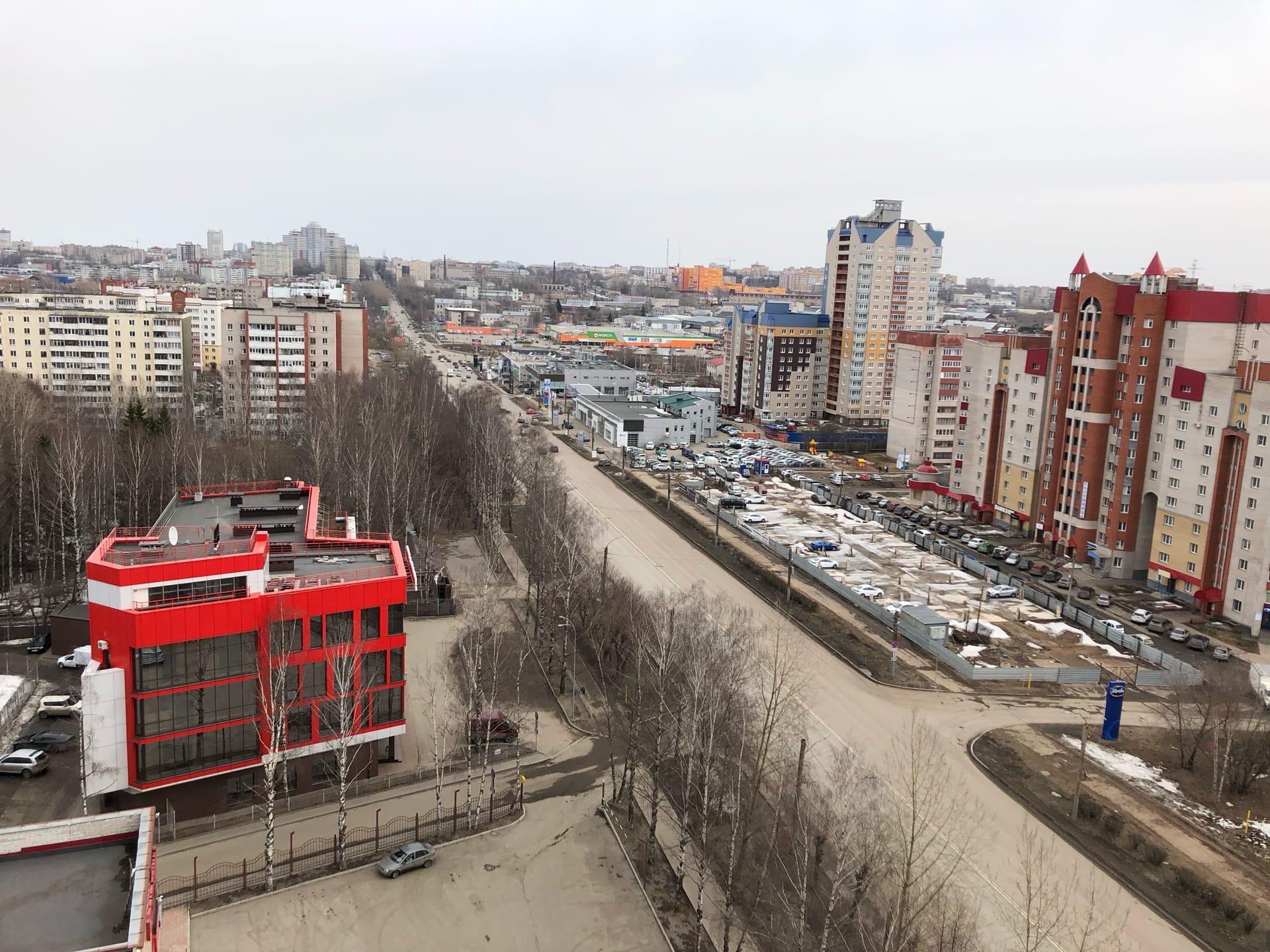 Кировская область перешла на режим самоизоляции.