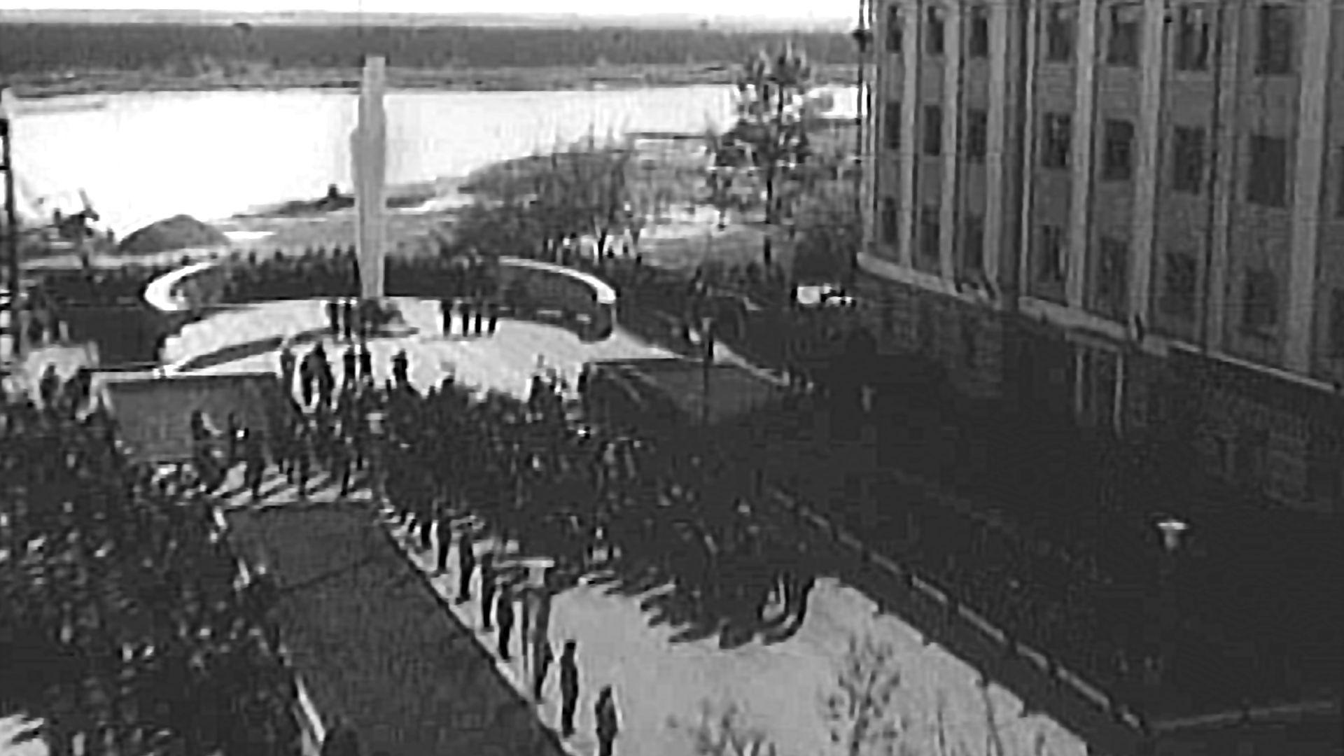 День Победы в архивной хронике ГТРК «Вятка»