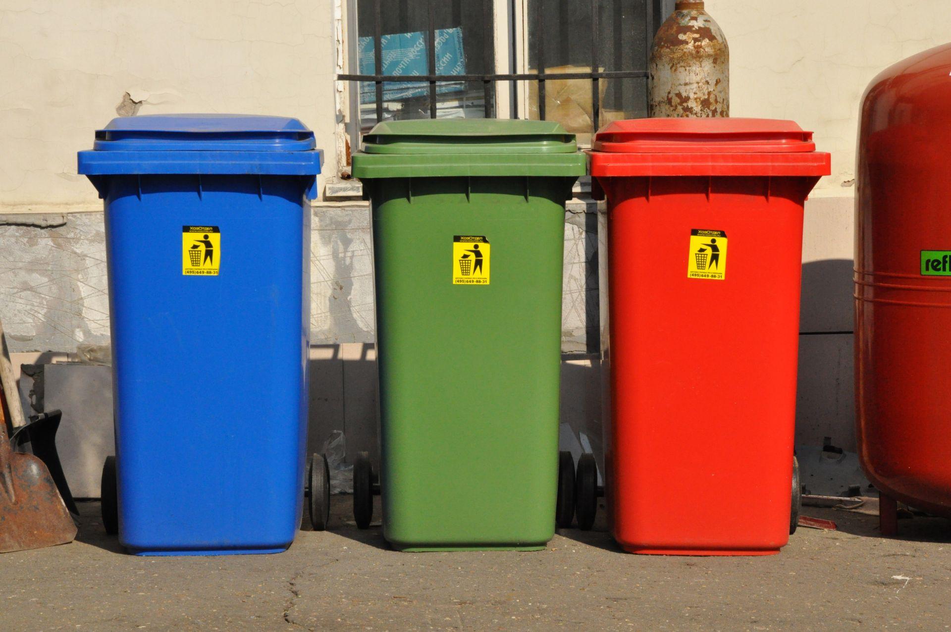 В Кировской области стартует проект по раздельному сбору мусора