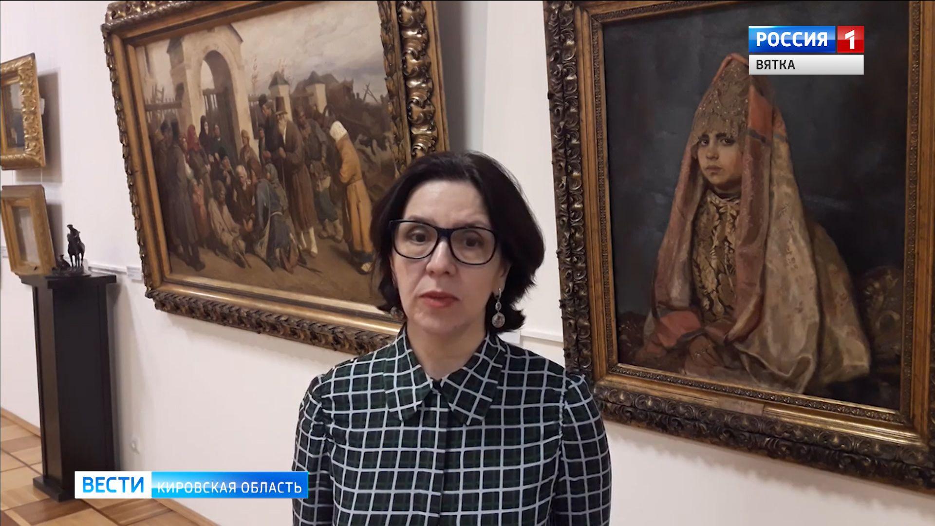 Кировчане соберут 110 фактов из истории Вятского художественного музея