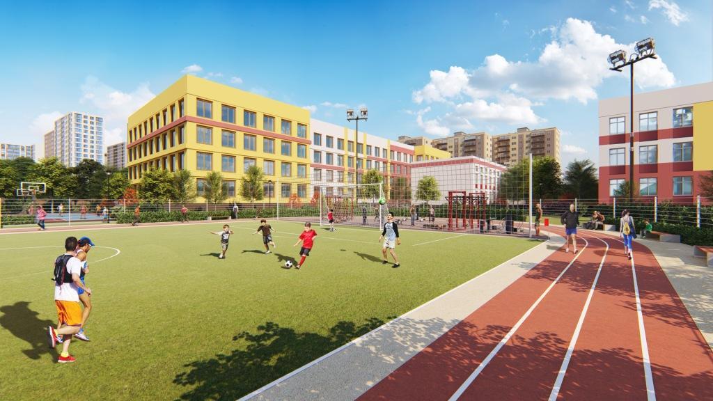 В Радужном построят школу на 1000 мест.