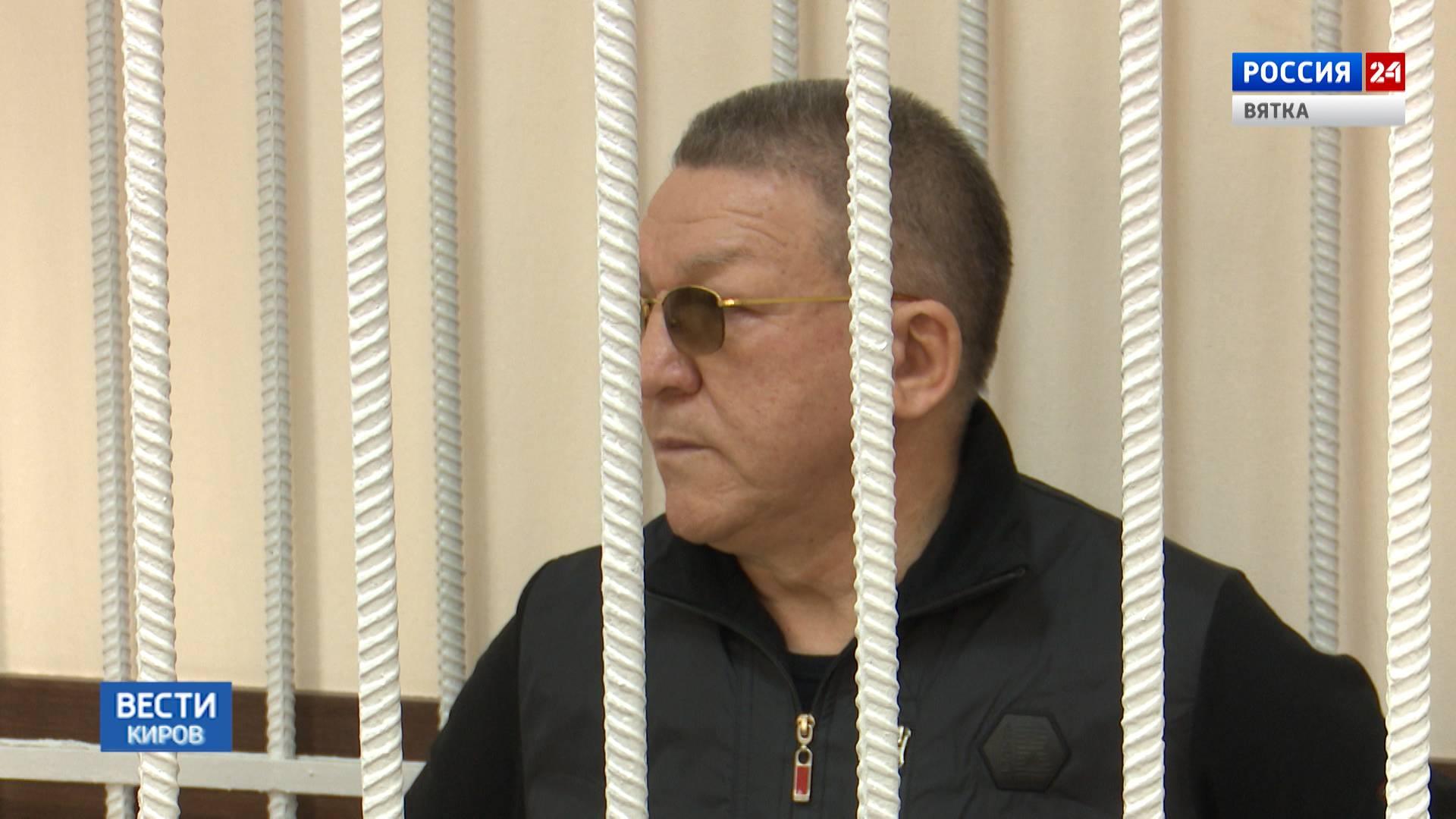 Леониду Яфаркину смягчили наказание по делу о парке Победы