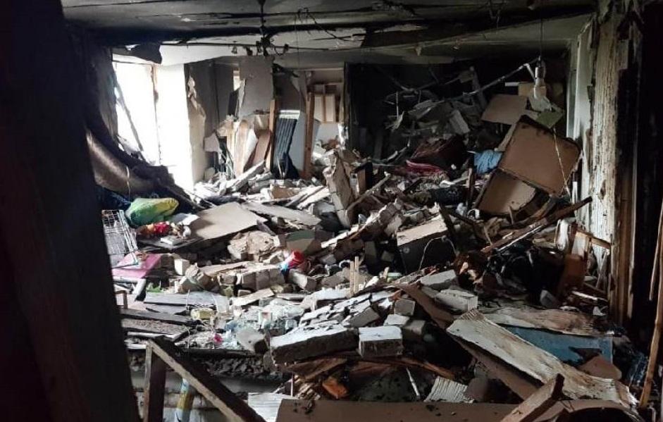 Жертв взрыва газа в жилом доме в Кикнуре могло быть больше.