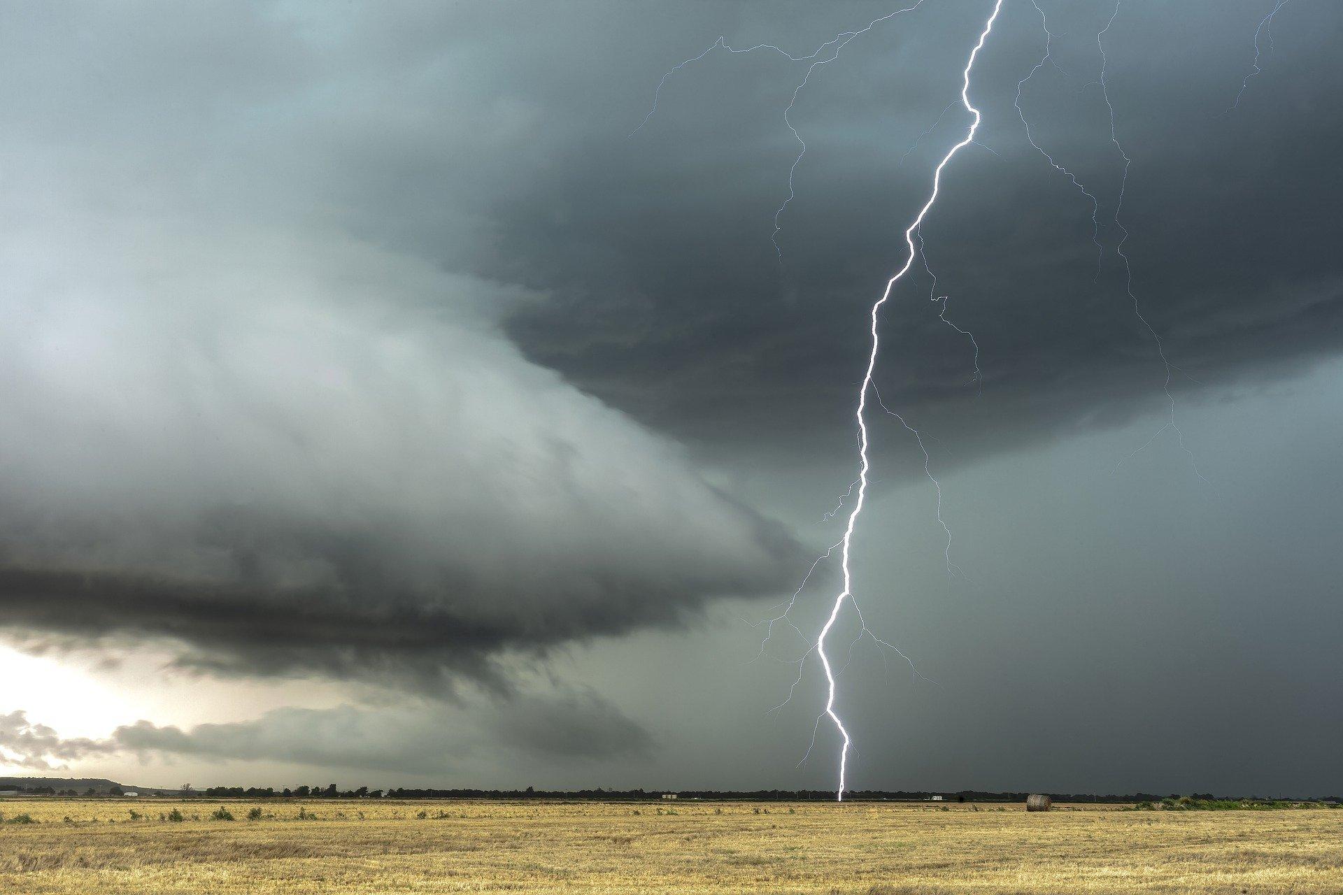 На 2 августа в Кировской области объявлено метеопредупреждение.
