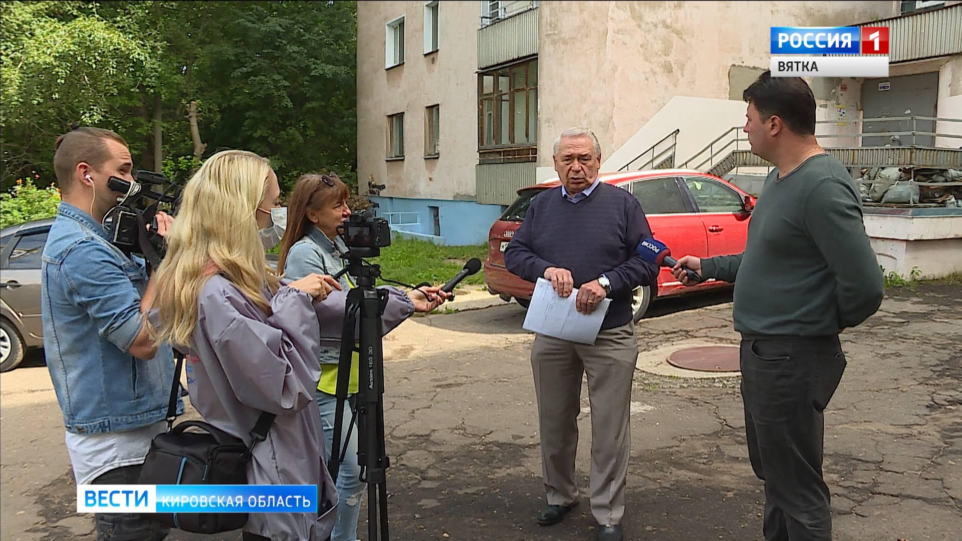 Жильцы дома на Дерендяева четыре месяца обходились без лифта
