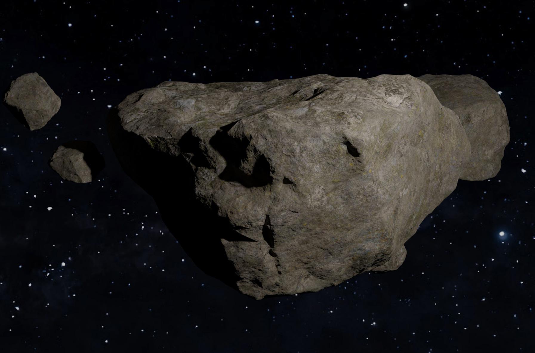 К Земле приблизится астероид размером с футбольное поле