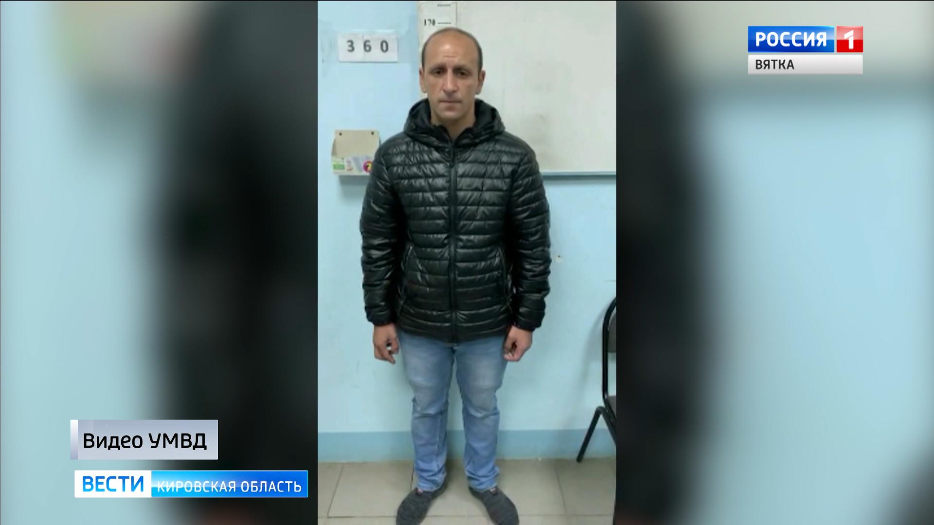 Уроженец Нижегородской области совершил 7 квартирных краж в Кирове