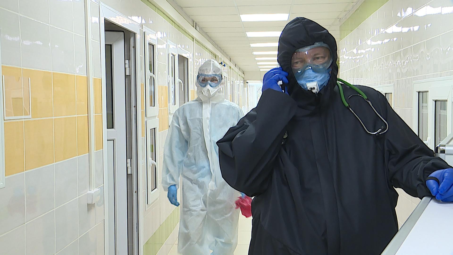 За сутки в Кировской области выявили 185 случаев коронавируса