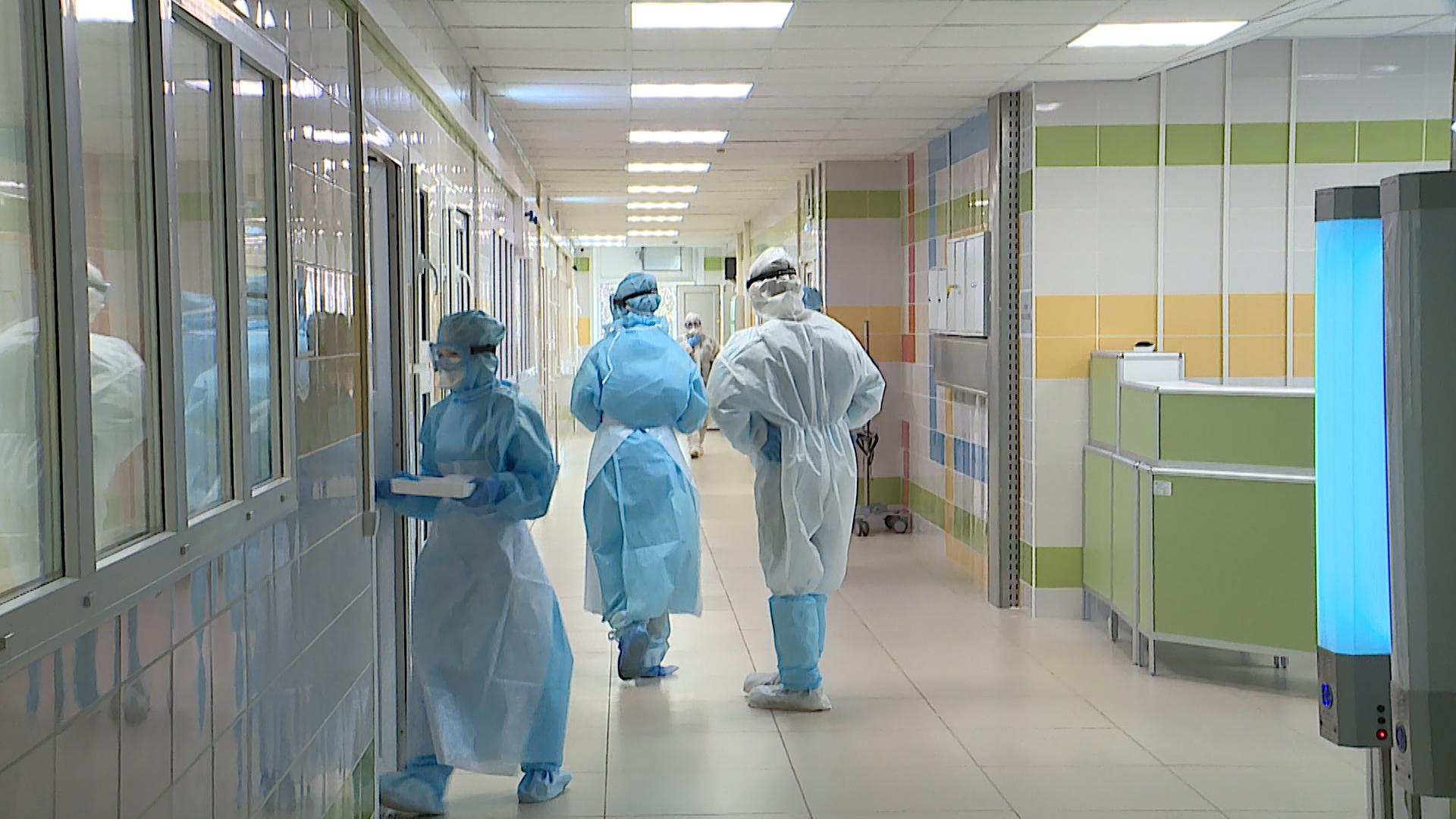 За сутки в Кировской области выявили 237 случаев коронавируса