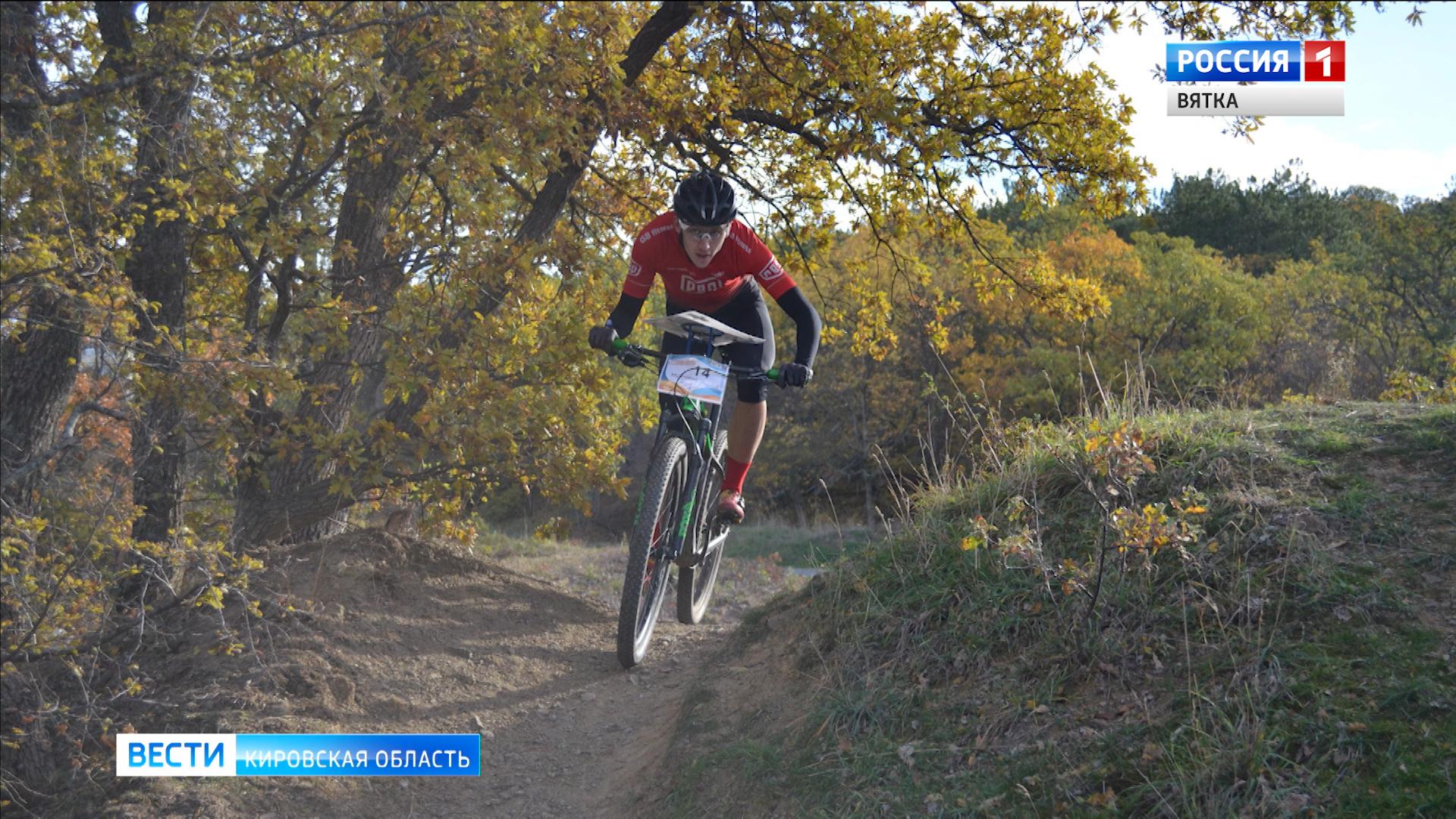 Кировчанин принял участие в Первенстве России по спортивному ориентированию