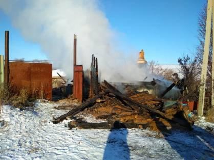 В Афанасьевском районе в пожаре погибла женщина