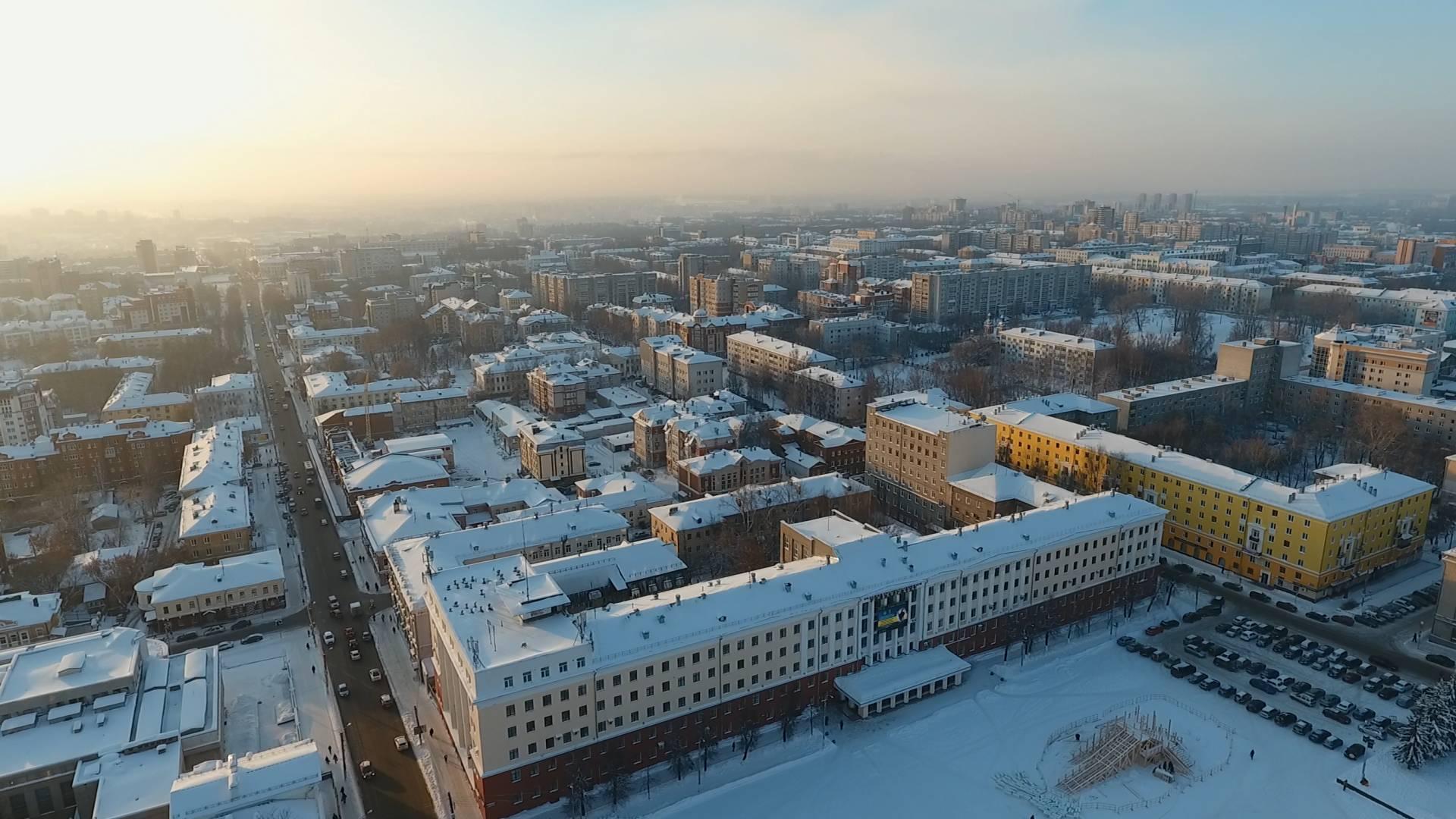 В выходные в Кировской области потеплеет до  3 градусов