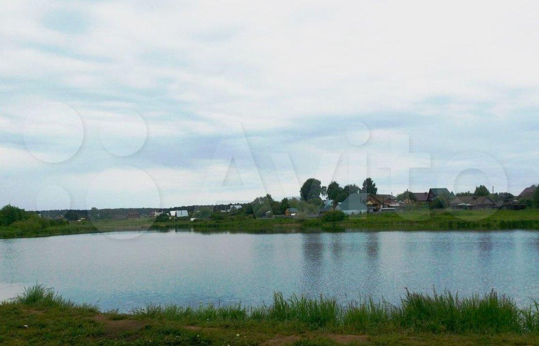В Кирове за 3,3 миллиона рублей продают пруд