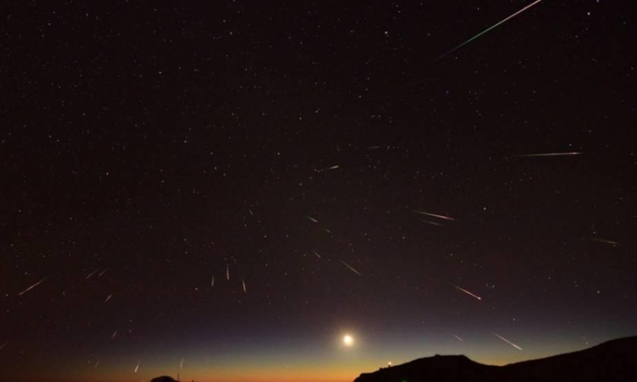 Пик метеорного потока Майские аквариды продлится еще два дня