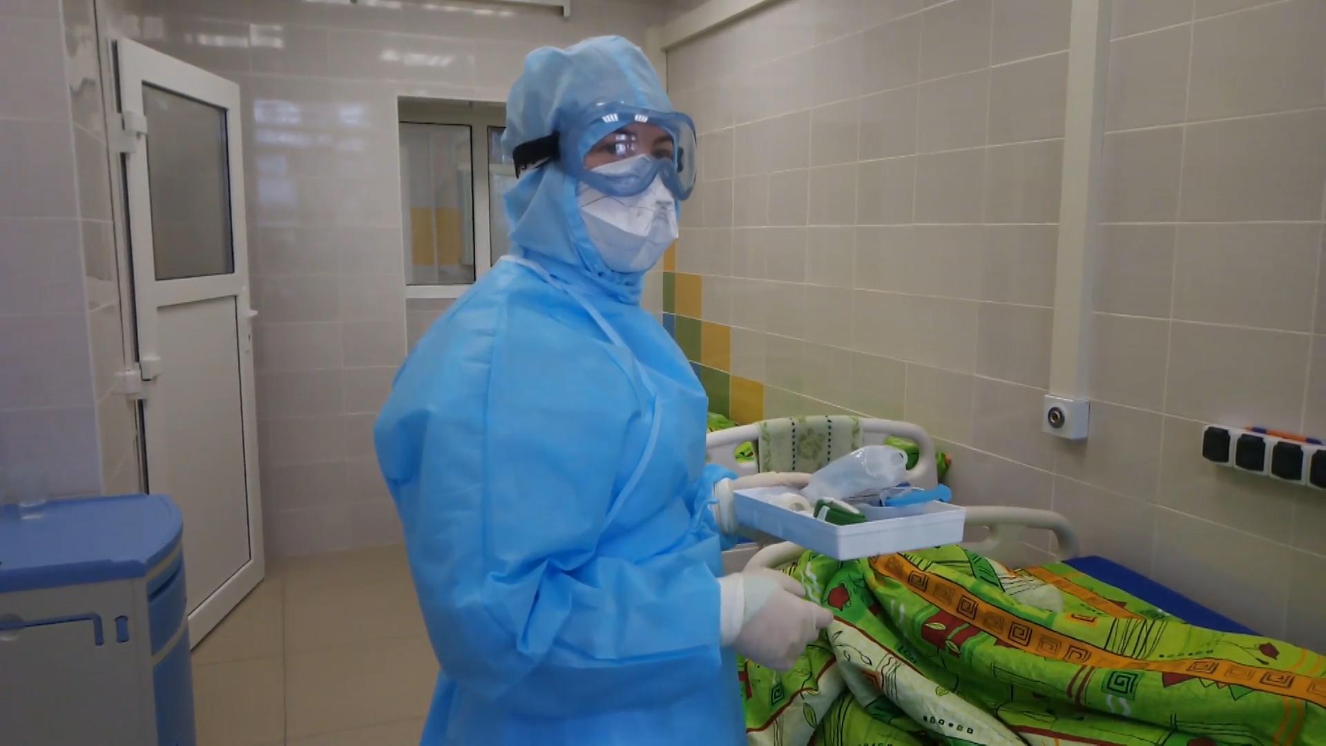За сутки в Кировской области выявили 66 случаев коронавируса