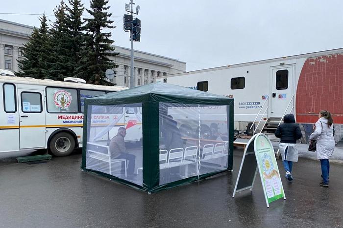 В Кировскую область поступило еще 40 тысяч доз вакцины от коронавируса