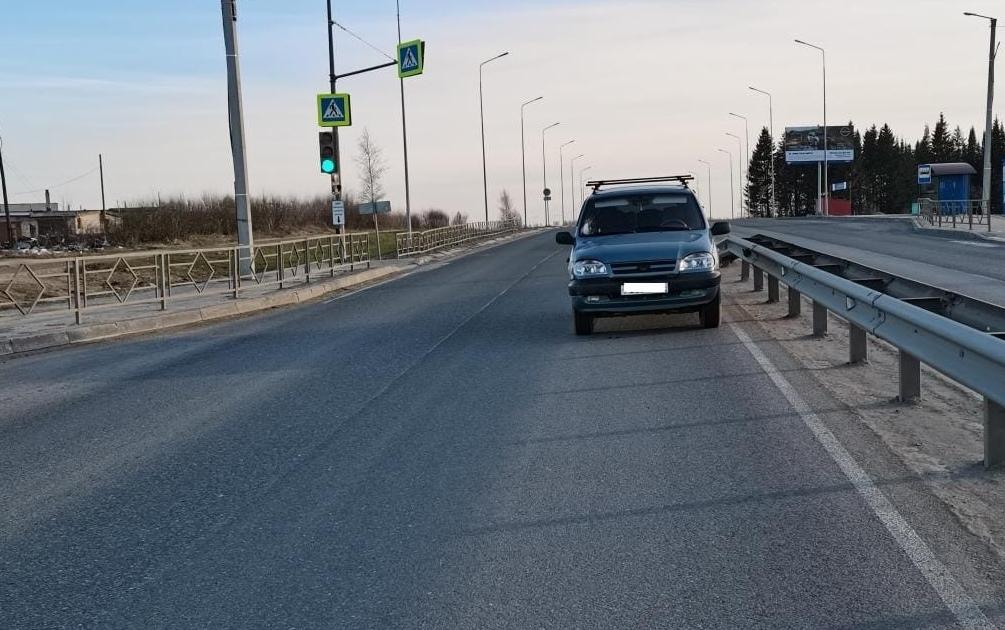 В Кирове водитель «Нивы» сбил на переходе 22-летнюю девушку