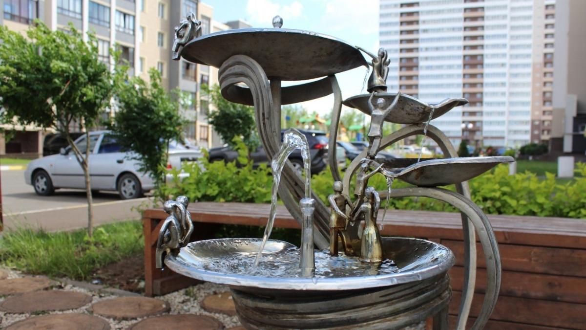 По предписанию Роспотребнадзора в Кирове выключили питьевые фонтаны